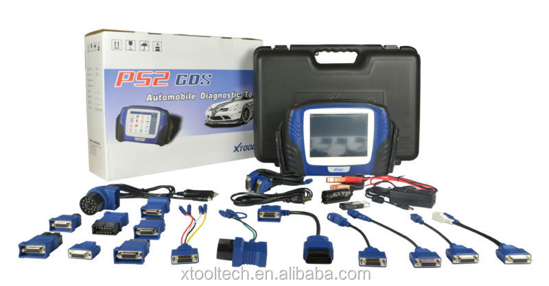 Xtool auto scanner for all cars PS2 obd2 scanner gasoline auto diagnostic