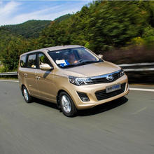 China car price/ MPV/BUS/VAN with Big size and humanized design