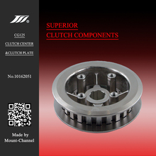 Motorbike Motor Cycle Spare Parts Clutch Hub Clutch Plate For Honda