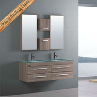 movable mirror small bathroom furniture ideas