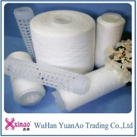 For sewing clothing tfo polyester dyeable yarn china good price