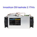 D9 Miner DecredMaster Innosilicon Blake256R14 2.1Th/S In Stock