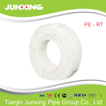 China hot fusion joint pert floor heating pipe/tube