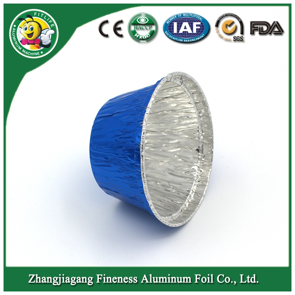 Disposable Aluminium Foil Container For Cake Baking