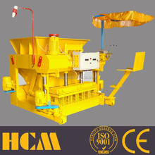 autoclaved aerated concrete brick making machine Qmy6-25 Haicheng machinery group