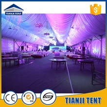 Hot selling outdoor wedding tent ac with low price