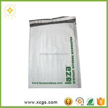 durable poly bubble mailing bag, bubble poly mailer for postage saving