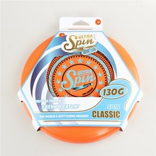 Ultra Spin 130g Child Professional Frisbee, frisbee ,Flying disk ,Outdoor Sports Games for children and adults