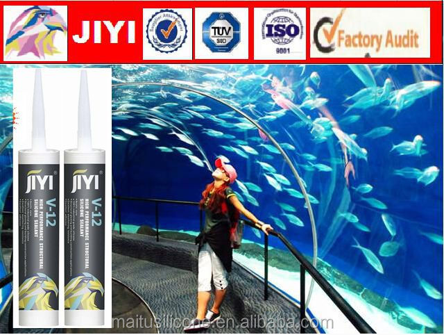 high performance aquarium structral silicone sealant adhesives sealants