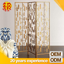 sapphire cheap partition screens customized laser cu portable garden screens room dividers folding screen biombo