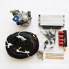 LPG sequential injection conversion kits systems/alternative fuel system for vehicles
