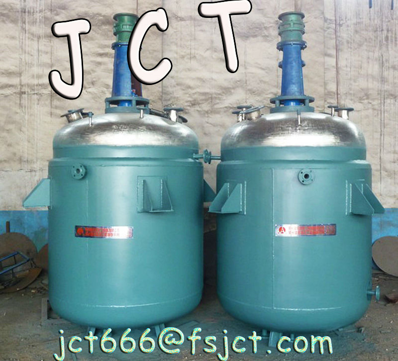 JCT Chemical Reactor Used for Saturated Polyester FYF-1000L