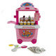 Exquisite design ice cream shop toy cart best gift for girls