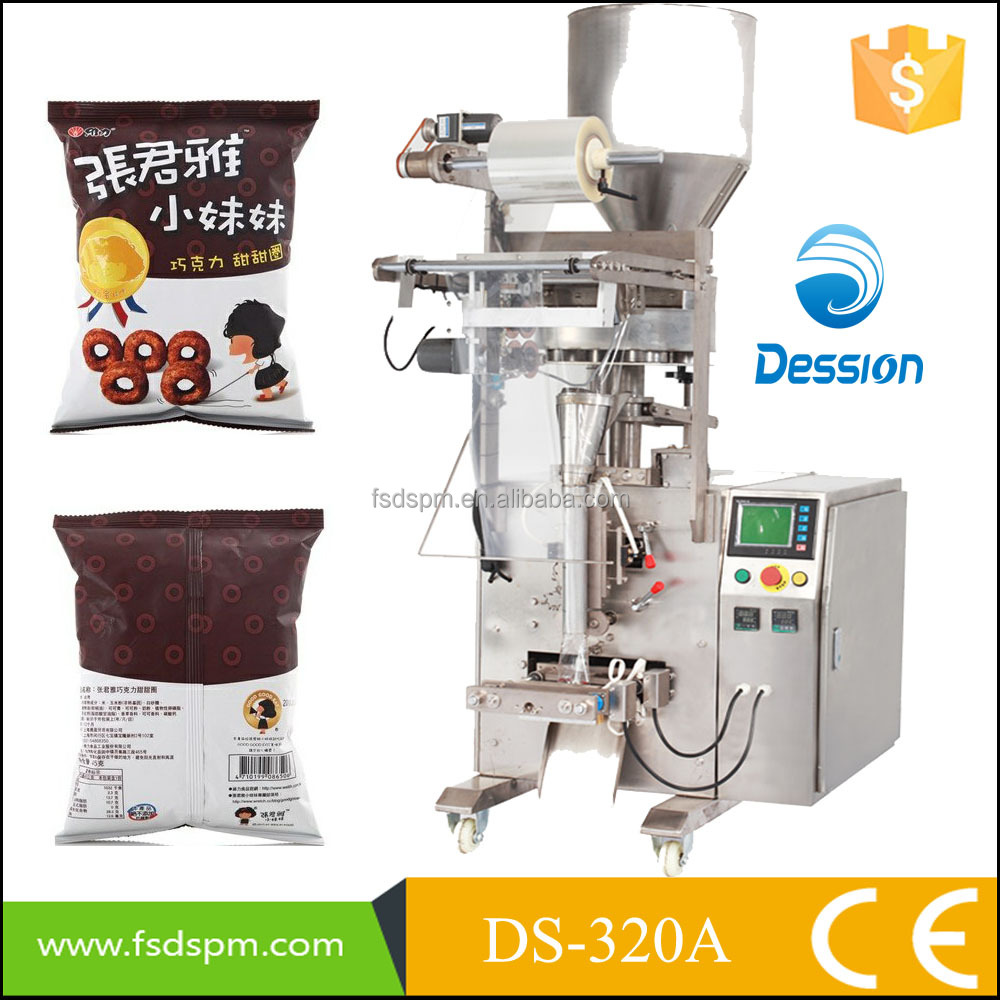 Automatic Bag Mini Donut Packing Machinery