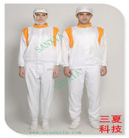 China professional workwear supplier SANXIA agricultural products processing clothing