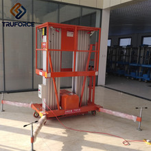 SJL0.2-14 Aluminium manlift / hydraulic Vertical lift