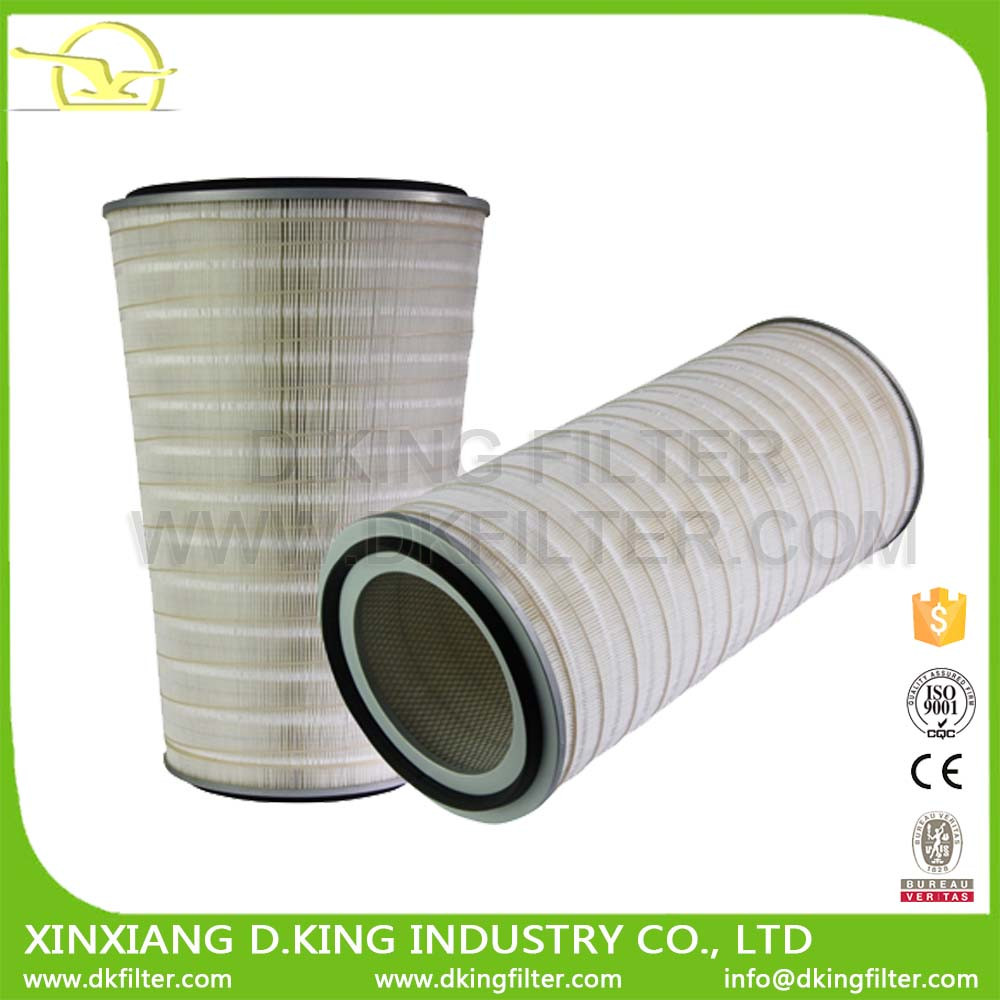 2017 Donaldson Filter Replacement Cylindrical/Conical Gas Turbine Intake Air Filter Cartridge