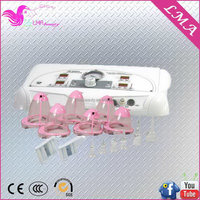 Economic professional vacuum mold figure suction massage breast milking machine