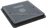 Alum Square Light Duty Recessed Manhole Covers without Locking -A4-Alum Size 300*300-- 1000*1000mm