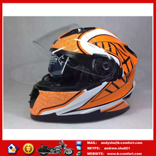 KTM22 Factory supply High quality ABS best Motorcross helmet Motorbike full face helmet for sale