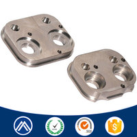 Metal Small Parts Fabrication Metal Cnc
