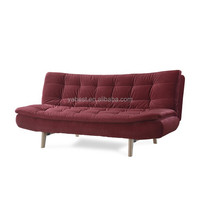 Wooden Legs Soft Sofa Bed
