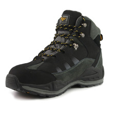 NMSHIELD dual density EVA+RB cement hill climbing safety boot ssafety shoes