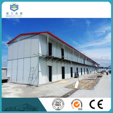 On Site Accommodation Prefabricated Building