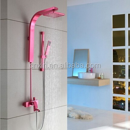 Color space aluminum shower bibcock suits Shower Panel AS01L