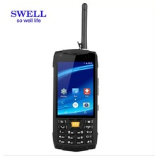 3.5inch walkie talkie GPS rugged waterproof IP67 feature mobile phone n2 non camera smartphone