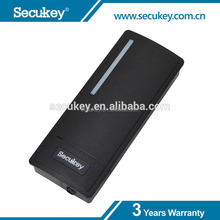 Secukey Wiegand Output RFID Chip Card Reader Price Security Device for Door Entry OEM Access Control System