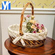YRMT Farmhouse decor gift basket wicker storage baskets gifts