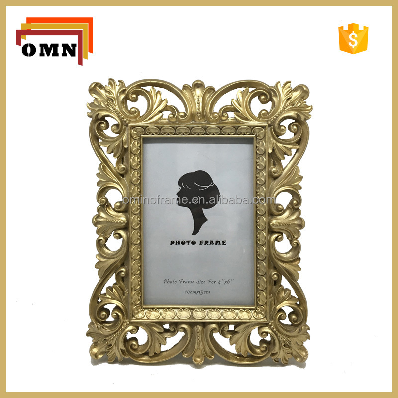 Hot sale Hand Made Polyresin Photo Frame Picture Frame