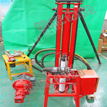DTH Deep Water Well Drilling Rigs rock down the hole hammer drill rig
