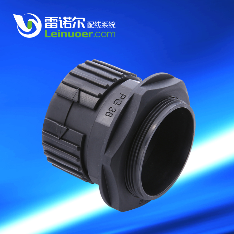 Electrical nylon quick Connector for Flexible pipe