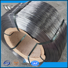 China Manufacturer SAE 1006 Hot Rolled Steel Wire Rod In Coils for making nails