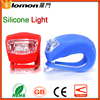 2 LED Bicycle Light Lamp Rear