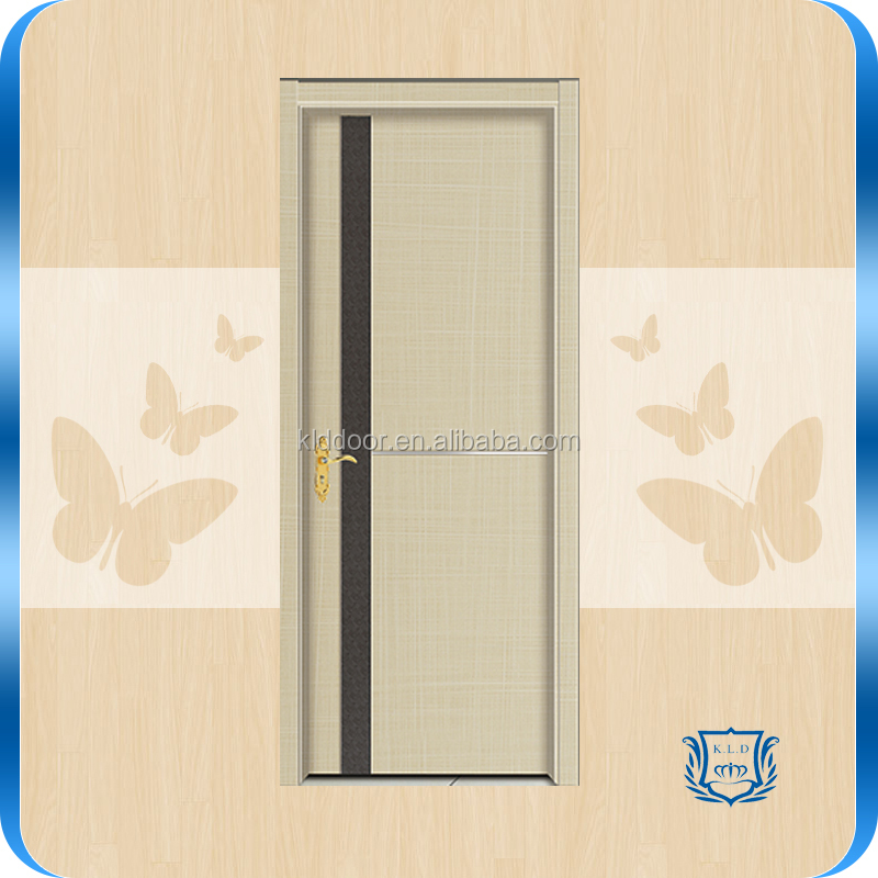 KLD-603 2016 New Design Wooden Door For Bedroom Melamine Wooden Interior Doors