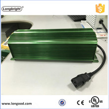 Customized color hid grow light ballast 1000w 600w 400w for indoor plantgrowth