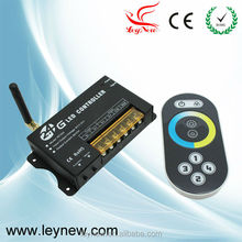DC 5-24V Wireless 2.4G Ultrathin Touch Color Temperature Remote Controller For Led Light St