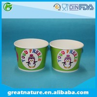 Frozen yogurt cups manufacturer