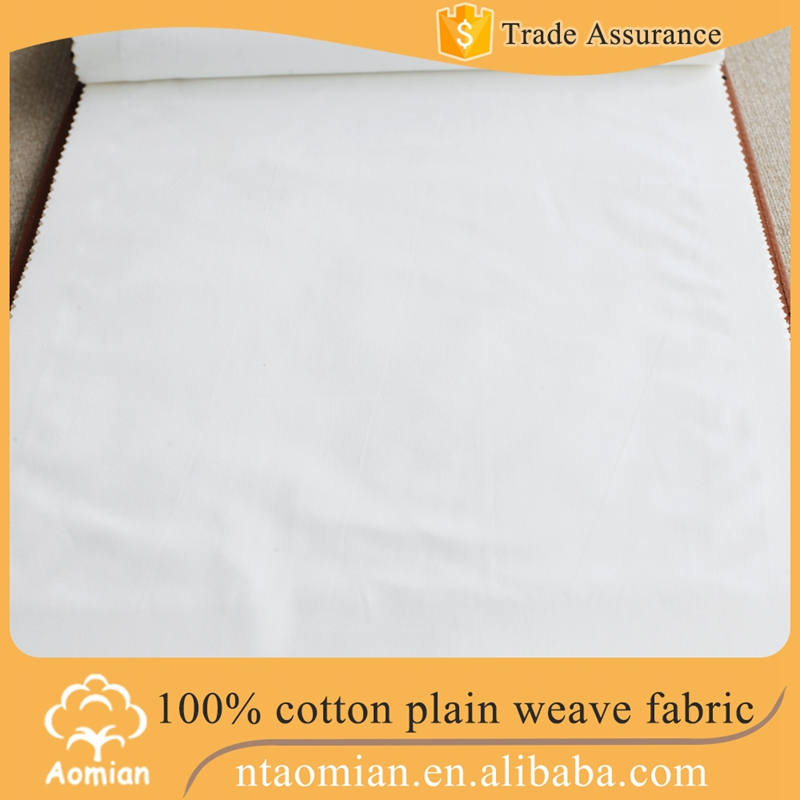 luxury cotton hotel bedding fabric wholesale high quality