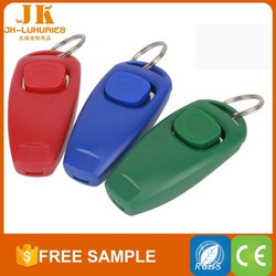 anti lost clicker and whistle suppliers dog training