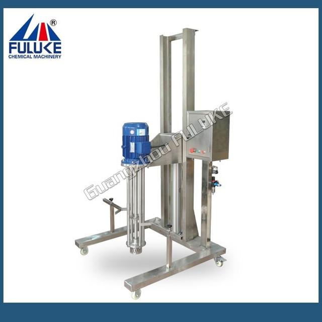 Fuluke high shear cosmetics homogenizer/mixer/emulsifying/disperser