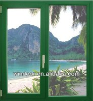 united states fbrication brown general design commercial aluminum window