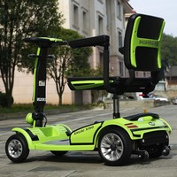 2016 new CE rascal mobility 2000w electric scooter for adult