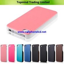 Topmind Leather Case for Mobile Phone for iPhone5
