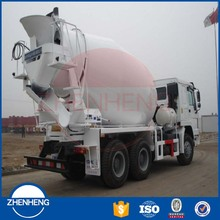China Concrete Mixer Truck 10CBM Concrete Mixer Truck Price In India