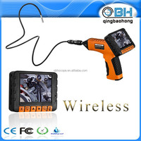 Lcd 3.9mm Endoscope Borescope Zoom Rotate Scope 1m Cable Inspection Camera