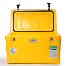 Eco-Friendly meterial and optional color ice cooler box